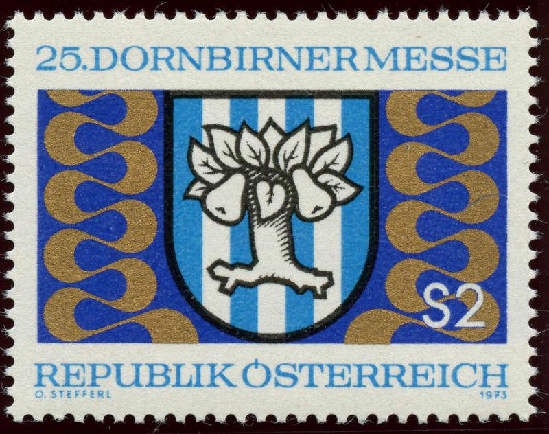 Österreich, Briefmarken der Jahre 1970 - 1974 - Seite 3 Ank_1413