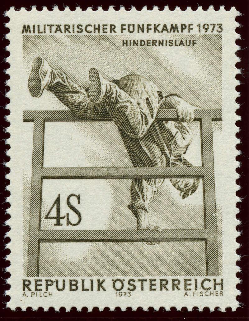Österreich, Briefmarken der Jahre 1970 - 1974 - Seite 3 Ank_1414
