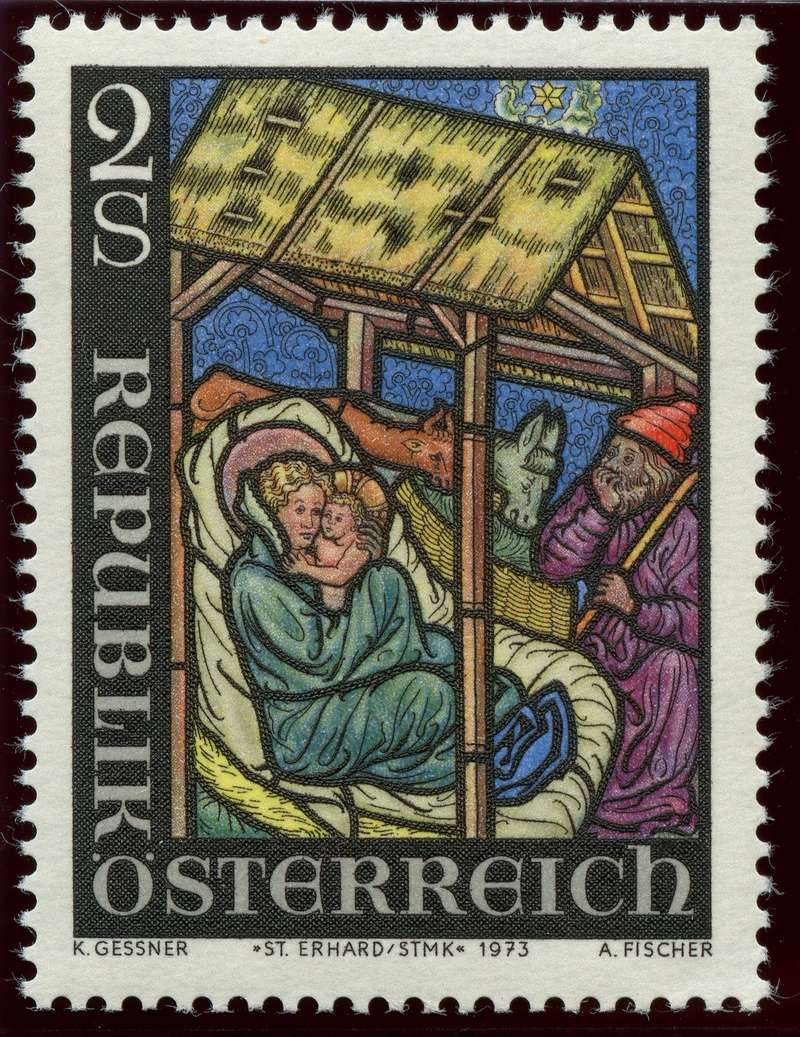 Österreich, Briefmarken der Jahre 1970 - 1974 - Seite 4 Ank_1427