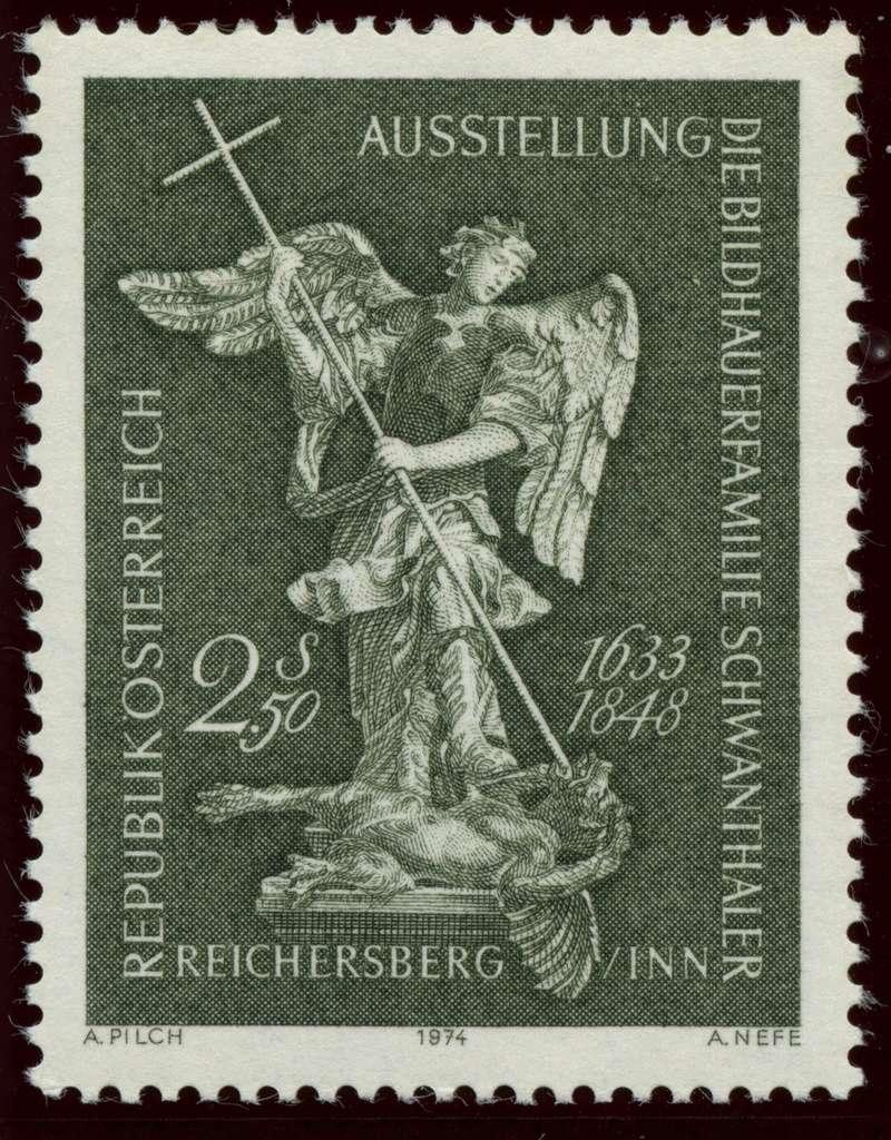 Österreich, Briefmarken der Jahre 1970 - 1974 - Seite 4 Ank_1438