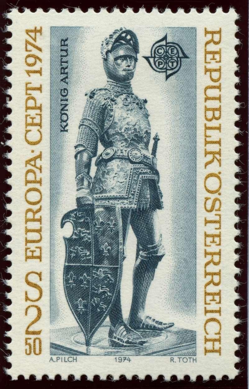 Österreich, Briefmarken der Jahre 1970 - 1974 - Seite 4 Ank_1439