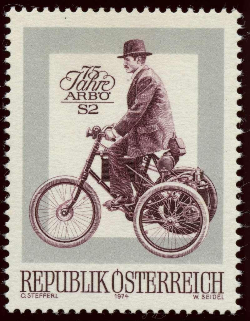 Österreich, Briefmarken der Jahre 1970 - 1974 - Seite 4 Ank_1440