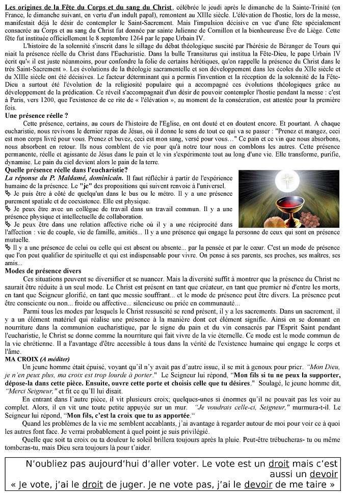 Trait d'union du 18 juin 2017 Tu170613