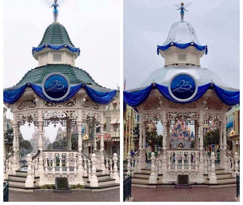 [Saison] 25ème Anniversaire de Disneyland Paris (jusqu'au 09 septembre 2018) Img_0817