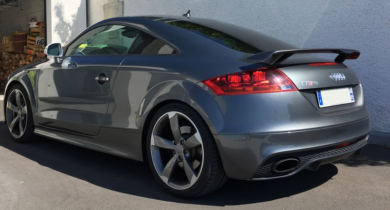 TT-RS '09 beta, 50 nuances de grey 11310
