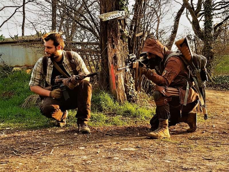 Tenue inspi The Last of Us 20170317