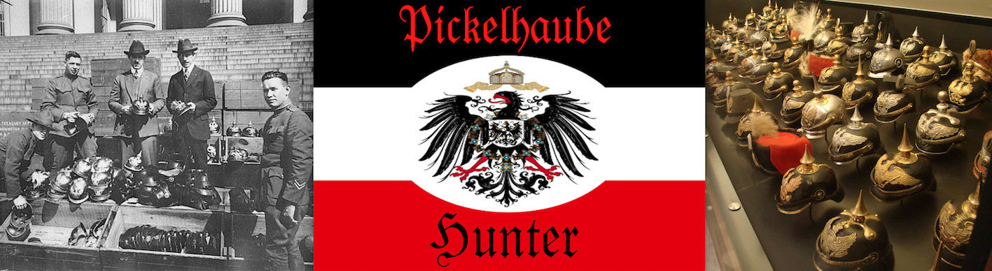 PICKELHAUBE HUNTER