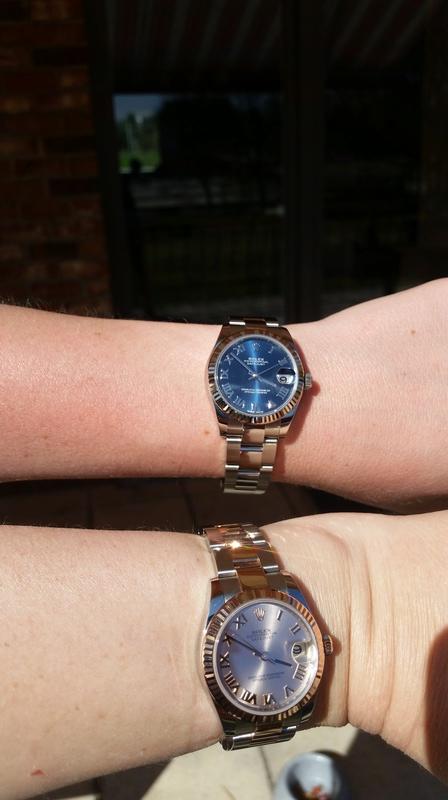 [SUJET OFFICIEL] : Les montres pour dames ❤ - Page 2 20170415