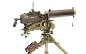 Histoire de mitrailleuses M191710
