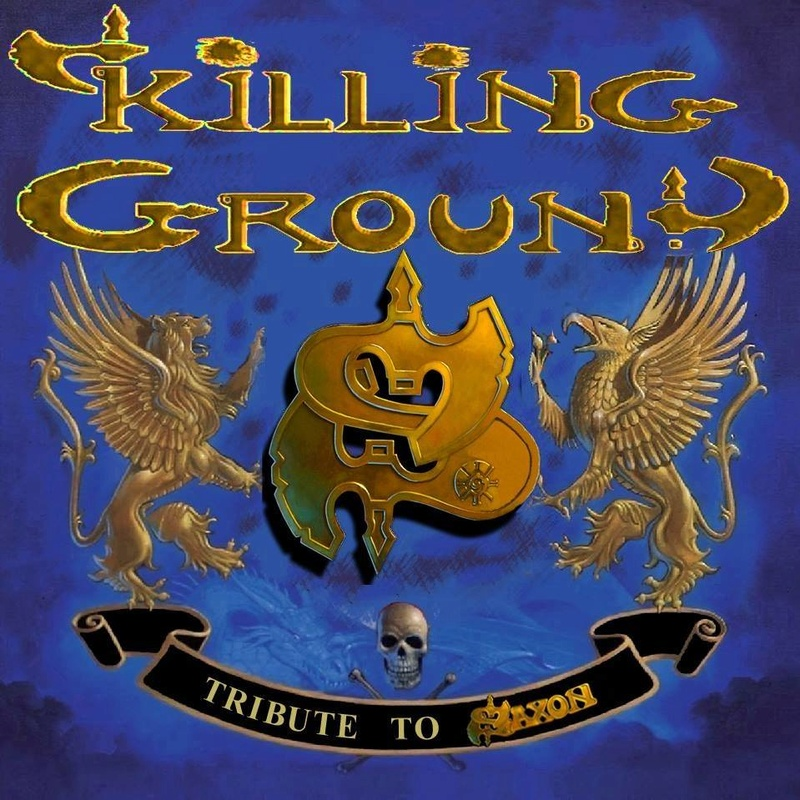 Killing Ground  groupe covers Saxon 16298410