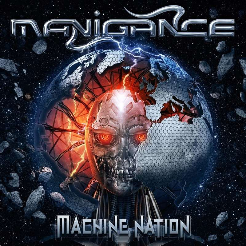 "MANIGANCE "" Machine Nation "" (FEV 2018) 17426310"