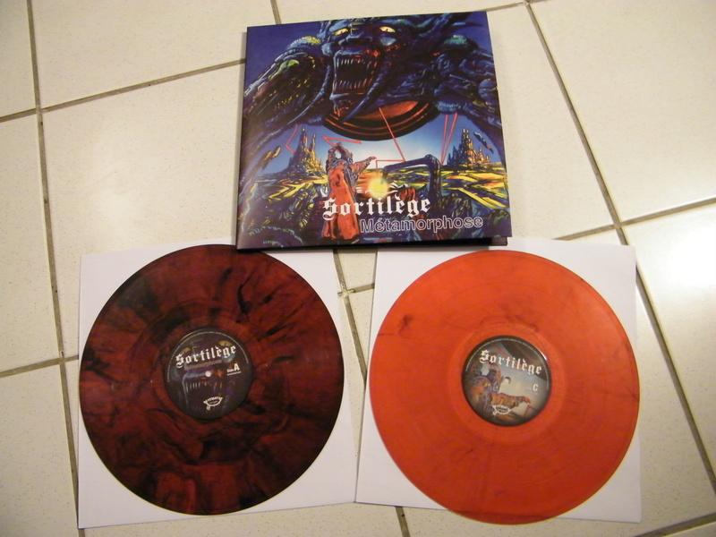 SORTILEGE chez No Remorse Records par Christophe Bailet ! Dscf5219