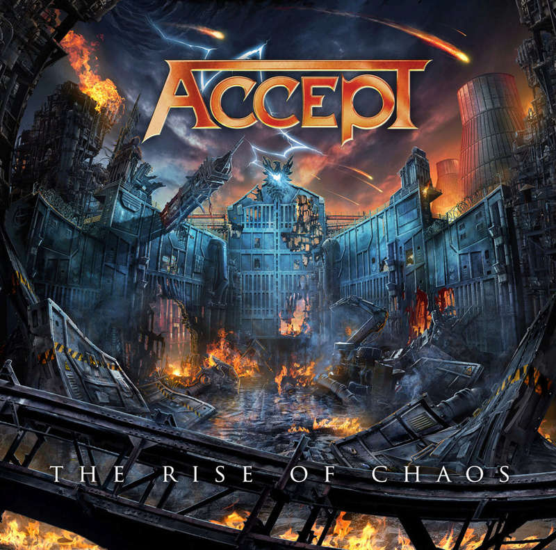 "ACCEPT  ""The Rise Of Chaos""  (AOUT 2017) Social10"
