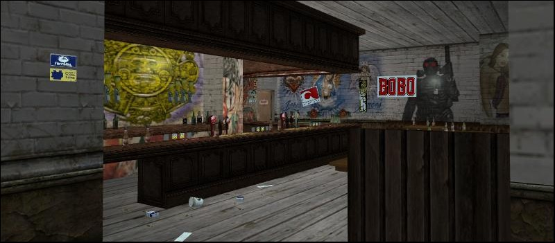(Vente) Bar sur la rue de la banque. Galler11