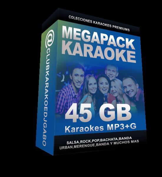 Mega Pack 15.000 Karaokes MP3+G 15_00010