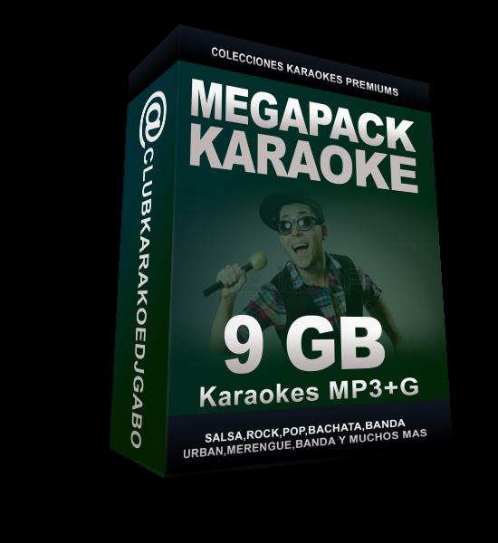 Mega Pack 3.000 Karaokes MP3+G 3_000_10