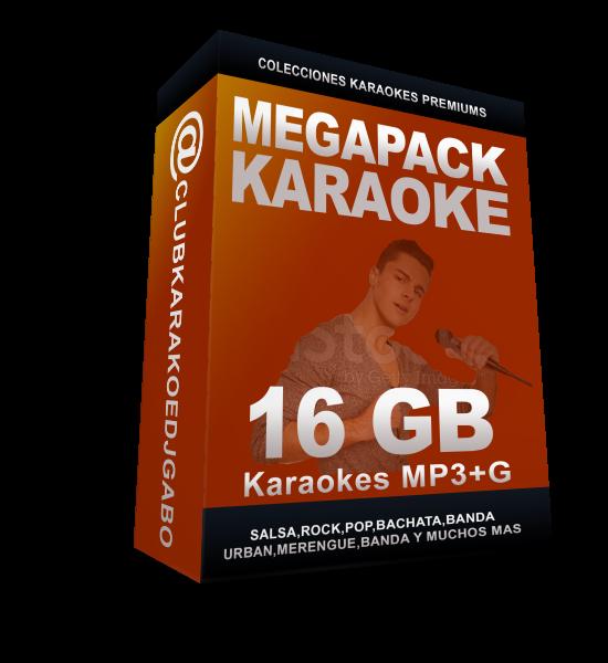 Mega Pack 5.000 Karaokes MP3+G 5_000_10