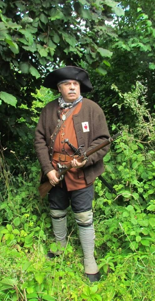 Paysan-soldat vendéen (Patrick) Tenue_12
