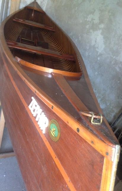 un canoe Guerin-Cuignet neuf !!! Acheté par Intoxman ! Canoe_10