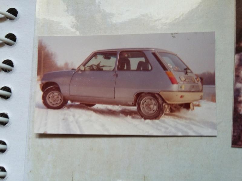 A quoi ressemblait un E38iste, avant.... Avec un véhicule. - Page 6 20170437