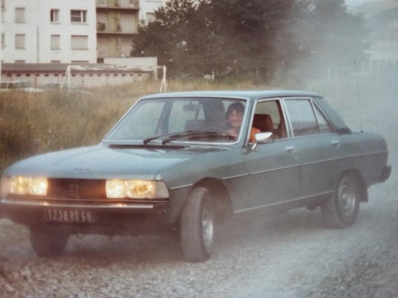 A quoi ressemblait un E38iste, avant.... Avec un véhicule. - Page 6 20170443