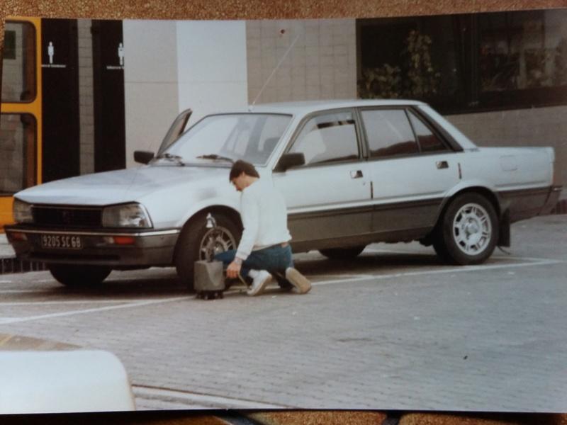 A quoi ressemblait un E38iste, avant.... Avec un véhicule. - Page 6 20170452