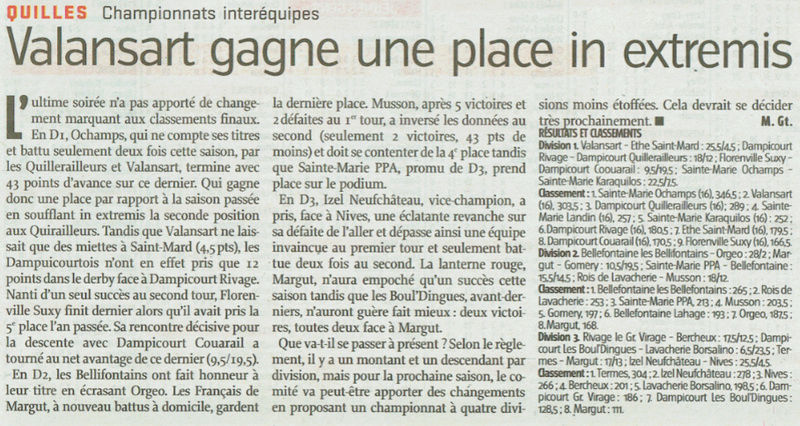 Valansart gagne une place in extremis (16.05.17) Valans14