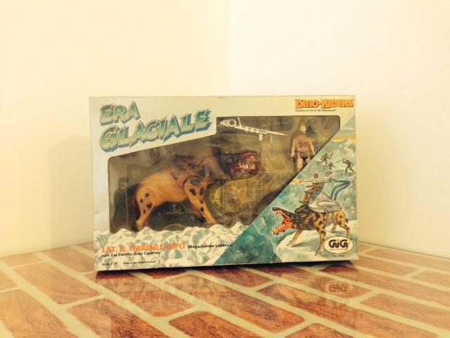 Dino Riders Lat il Lupo Era Glaciale M.I.S.B. - GIG 35 € + spedizione. Lat_110