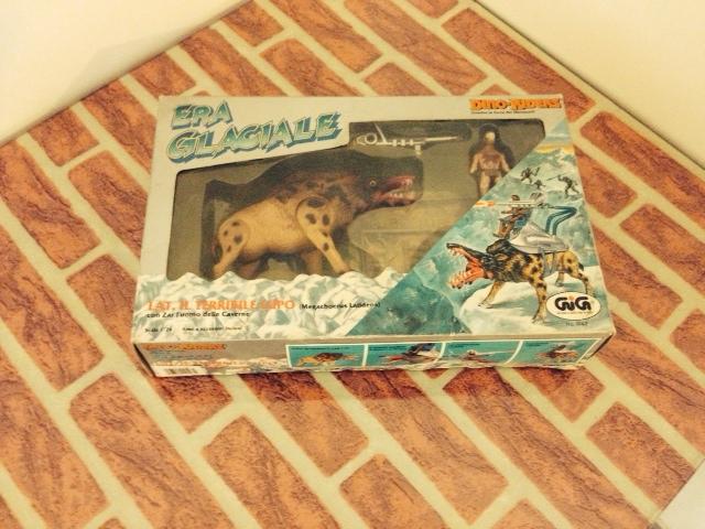 Dino Riders Lat il Lupo Era Glaciale M.I.S.B. - GIG 35 € + spedizione. Lat_210