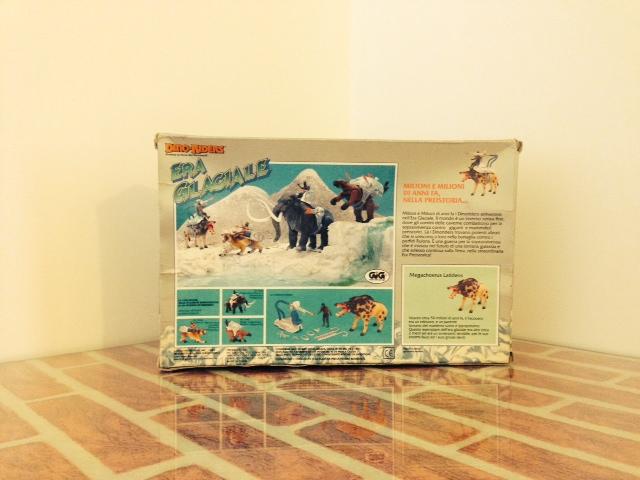 Dino Riders Lat il Lupo Era Glaciale M.I.S.B. - GIG 35 € + spedizione. Lat_310