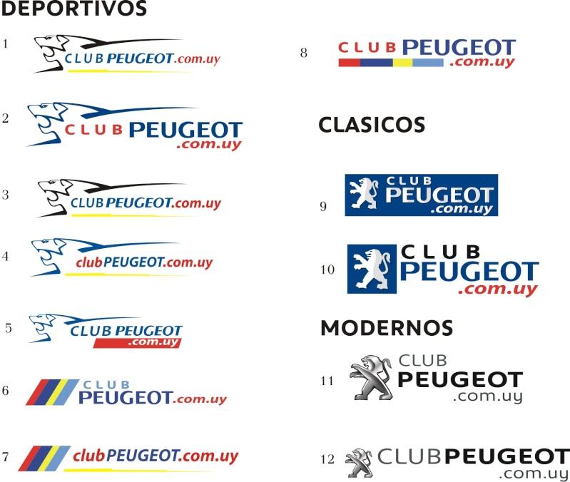 Votacion opciones de calcos para el Club Calcos10