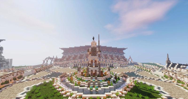 [Projet] La Capitale de Lorwyn - Finaën - Page 2 55020610