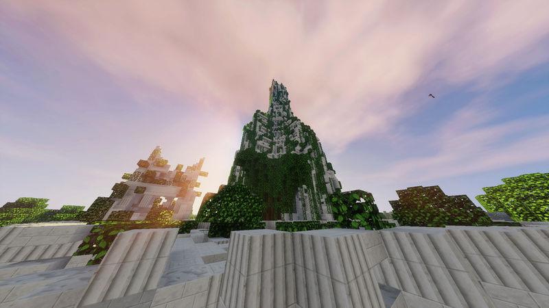 [Projet] Terminé ! Les Ruines de la Tour Blanche 76f89410