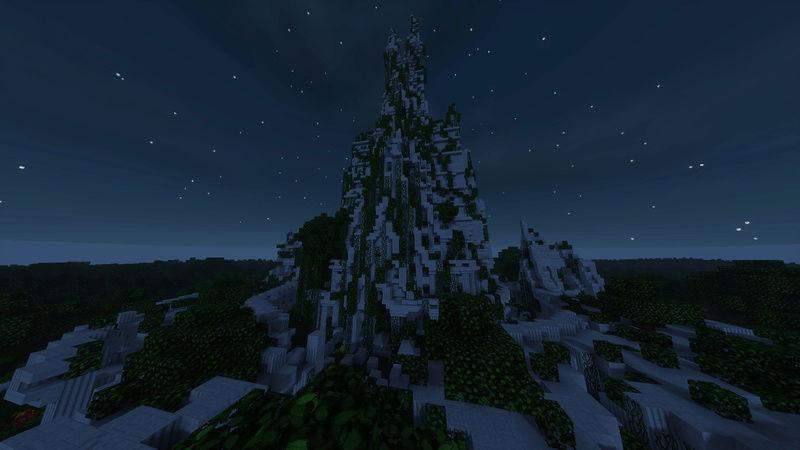 [Projet] Terminé ! Les Ruines de la Tour Blanche Dbb6d610