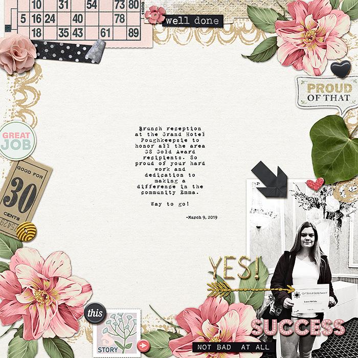 April Blog Challenge | Around the Edges READY Succes10