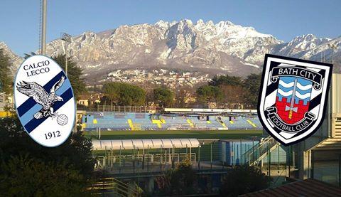 Calcio Lecco 1912 v Bath City supporters match 17759910