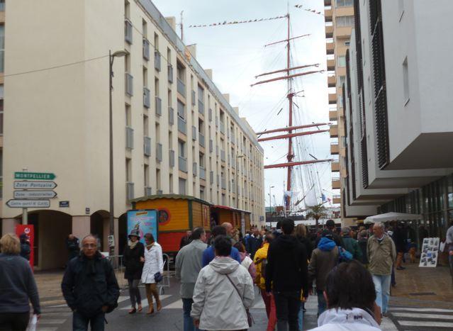 Escales à Sète Easmat11