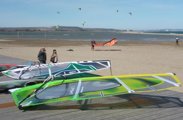 Aujourd'hui à La Franqui (Aude) : Mondial du Vent force 18 P1010610