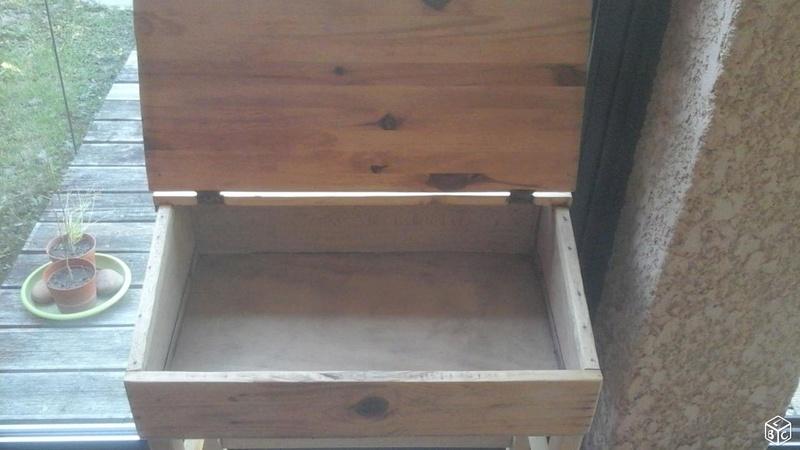 Comment construire sa propre vitrine, son propre meuble de présentation !  Bureau11