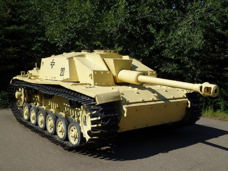 AVANT-APRES : Restauration d'un STUG III  ! Sturmg10
