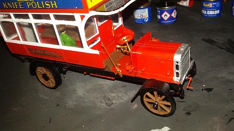 Londoner B Type Bus von 1910 in 1/32 von airfix - Seite 2 20170211