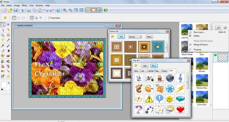 برنامج PHOXO محمول للتعديل و الكتابة على الصور حجمه 4.5 mo Phoxo-11