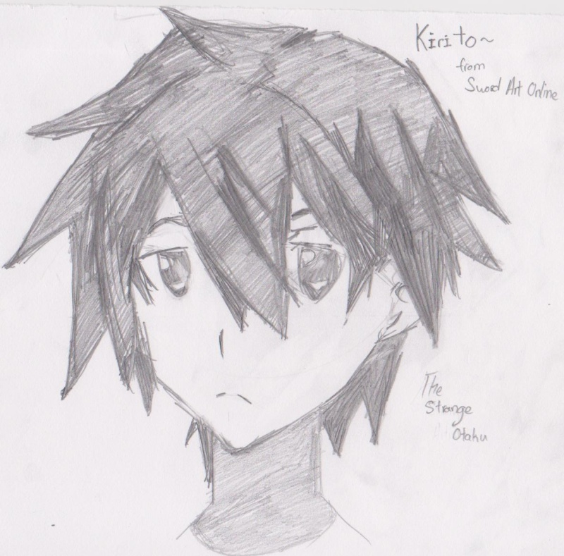 Kirito~Artwork  1210
