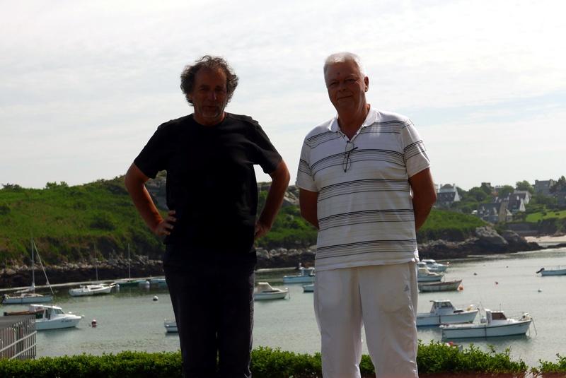G fait un dessin avec GG et G navigué tout autour de la Bretagne ! Img_2013