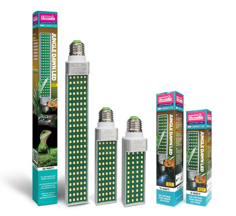 Comparatif LED Jd-led10