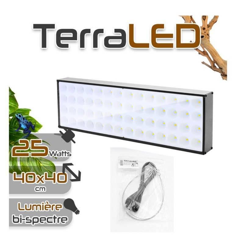 Comparatif LED Tm-25w10