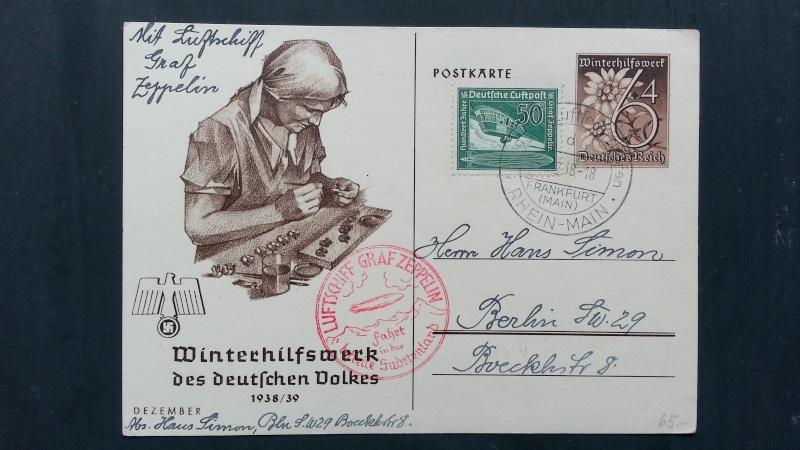 Alte Zeppelinpost gefunden, benötige Hilfe von Experten 20140312