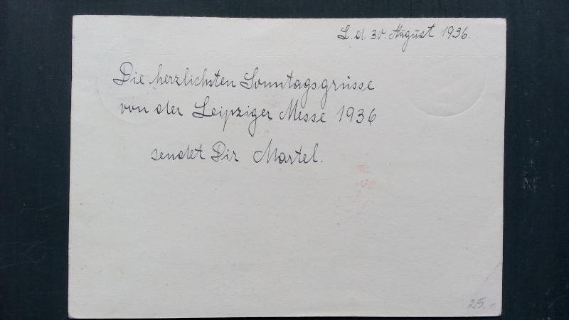 Alte Zeppelinpost gefunden, benötige Hilfe von Experten 20140315