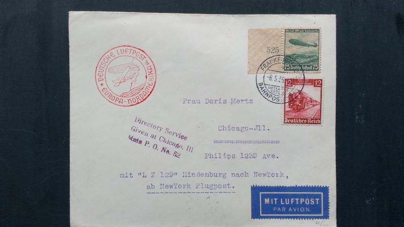 Alte Zeppelinpost gefunden, benötige Hilfe von Experten 20140322