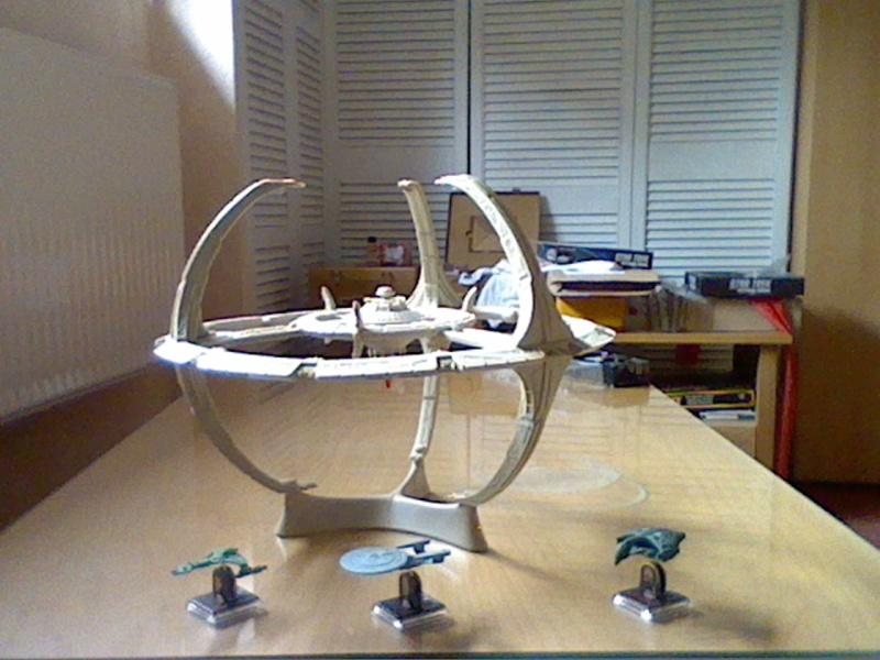 DS 9 Modell zum selberbauen Pictur11